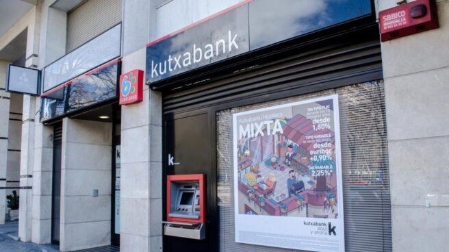 Sucursal de KutxaBank.