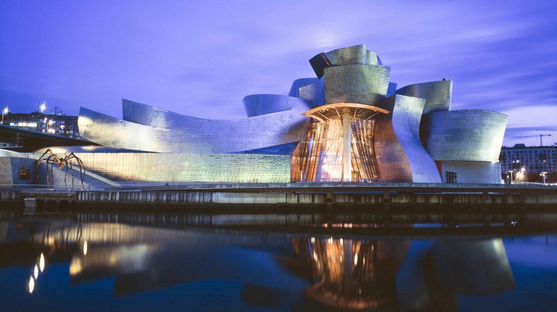 Museo Guggenheim de Bilbao en 2009
