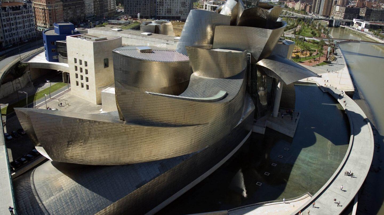 Museo Guggenheim de Bilbao en una imagen de 2009.