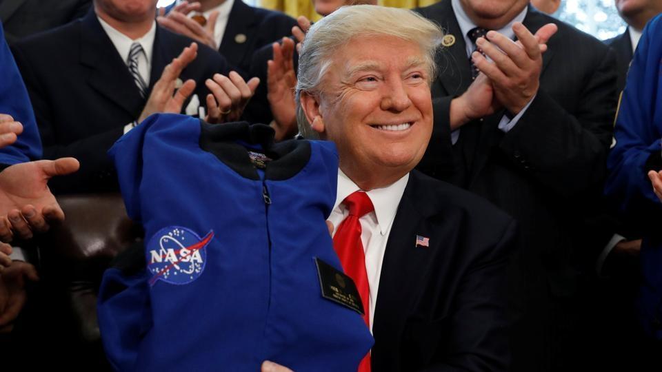 Trump y la carrera espacial del siglo XXI