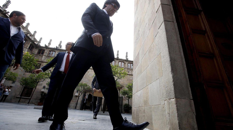 Independencia de Cataluña: Puigdemont puede declarar hoy la república catalana