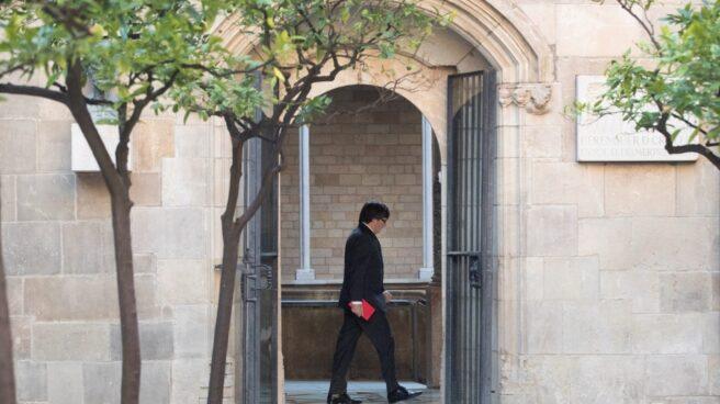 Puigdemont ha dado portazo al Senado, con lo que activa el 155