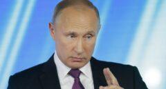 Vladimir Putin, en su intervención en Sochi.