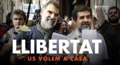 La Generalitat no concreta los dos días de permiso para los 'Jordis'
