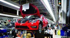 La falta de componentes obliga a cerrar tres días la fábrica de SEAT en Barcelona