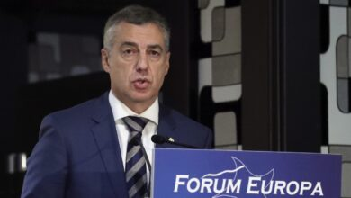 Urkullu pide a la UE cauces legales para convocar consultas en Cataluña y el País Vasco