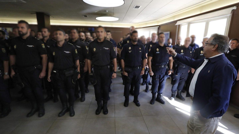 La Policía Nacional desfilará el 12 de octubre por primera vez en 30 años