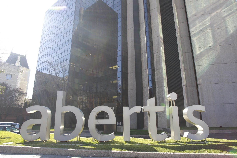La sede de Abertis en Madrid.