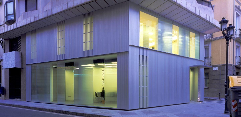 Oficina de Arquia, en Alicante.