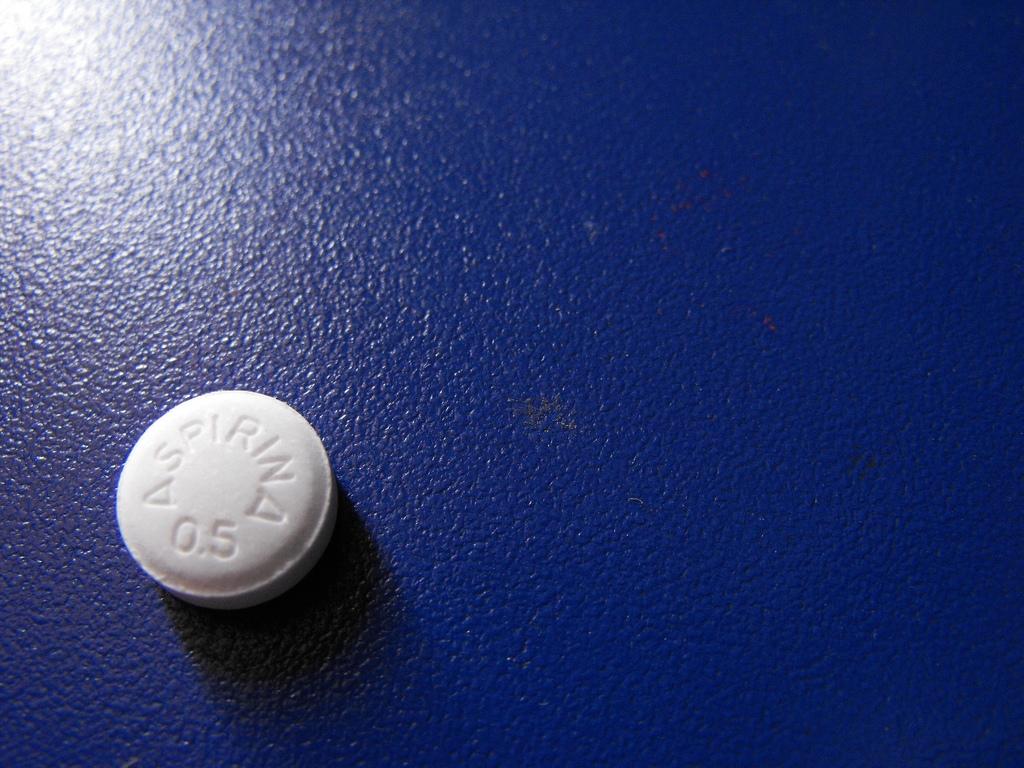Tomar una aspirina diaria reduce un n47% el riesgo de cáncer de esófago o hígado, y un 35% el de páncreas.