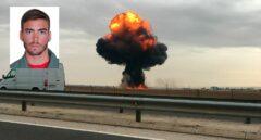 Fernando Pérez Serrano, el piloto fallecido tras sufrir un accidente en la base aérea de Torrejón de Ardoz.