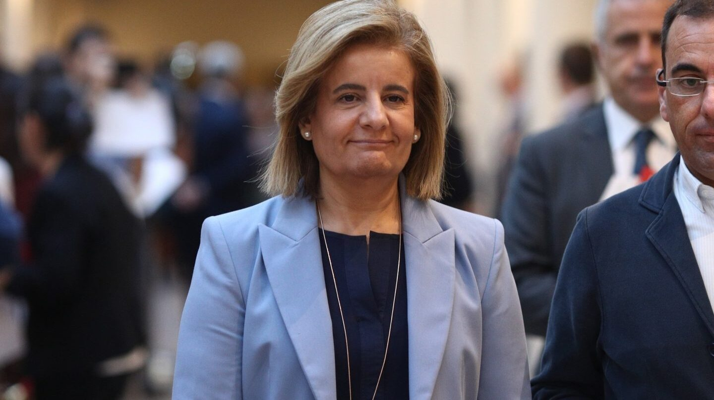 La ministra de Empleo, Fátima Báñez, quiere adecuar los salarios a la recuperación económica.