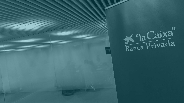 La Caixa Banca Privada.