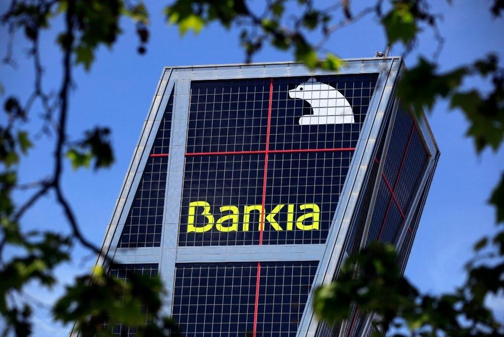 Bankia ha presentado resultados.