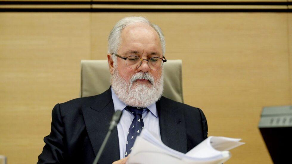El comisario europeo de Energía, Miguel Arias Cañete.
