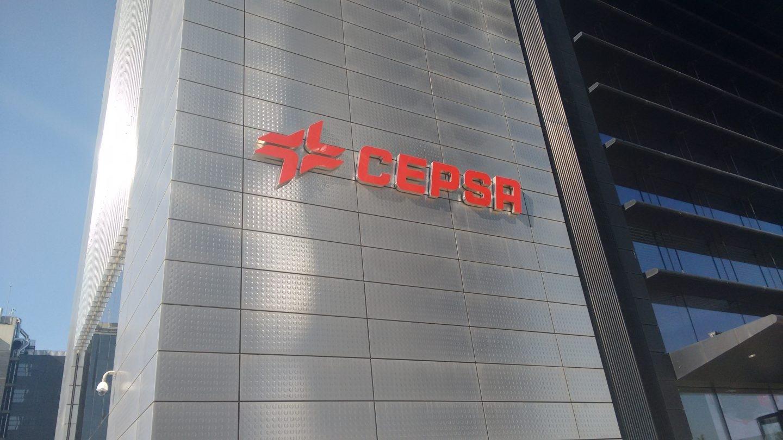 La sede de Cepsa en Madrid.