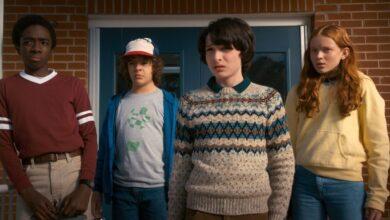 'Stranger Things' finalizará con su cuarta temporada