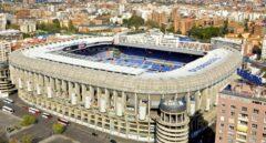Así se reforma el Santiago Bernabéu