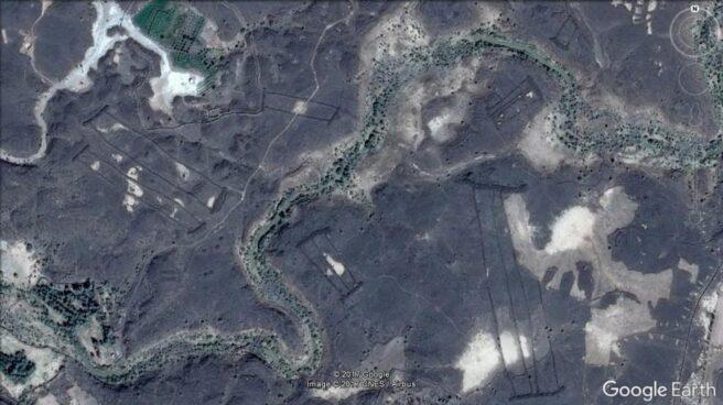 Estructuras datadas en unos 7.000 años han sido descubiertas en Arabia Saudí.