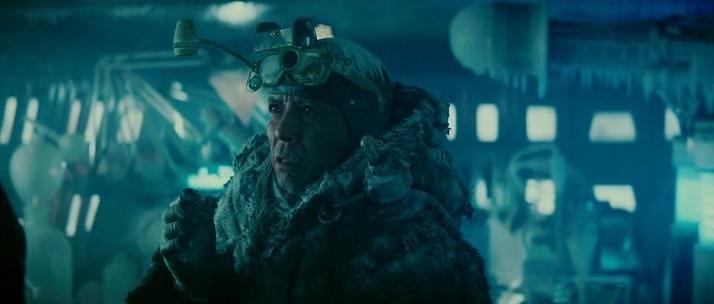 El fabricante de ojos artificiales de Blade Runner (1982)
