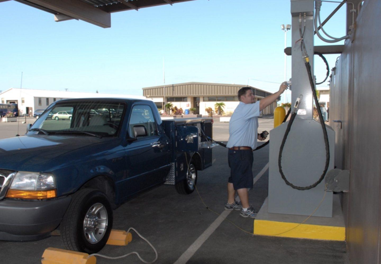 Hidrogenera de la Air Forze de EEUU
