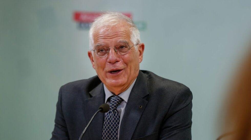 El ex ministro Josep Borrell.