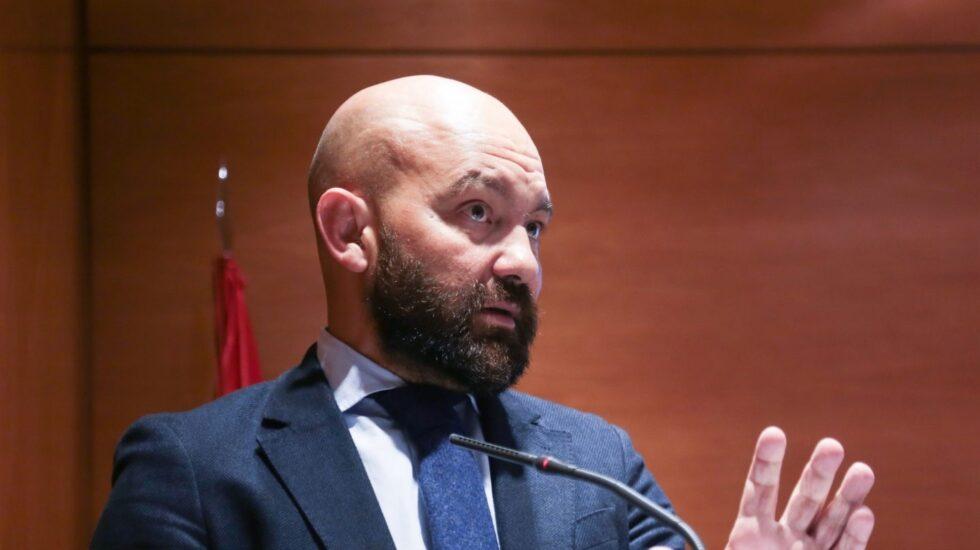 Jaime García-Legaz, presidente y consejero delegado de Aena.