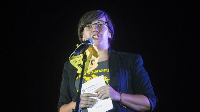 La diputada de la CUP, Mireia Boya.