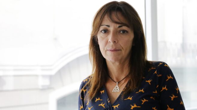 Olga Jiménez, presidenta inhabilitada de la Comisión de Garantías de Podemos.