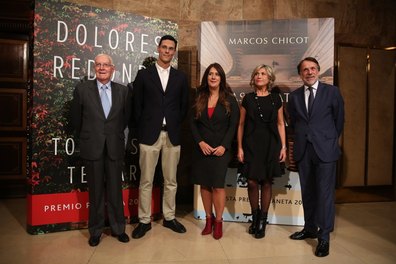 Premio Planeta 2016.