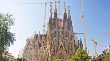 La Sagrada Familia exhibe su futuro para atraer donaciones que garanticen completar la basílica