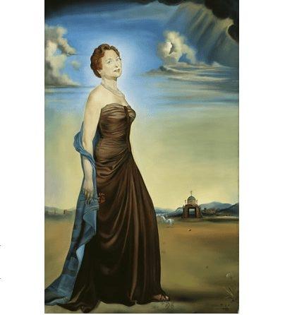 Retrato de la señora James Reeves