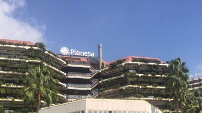 Sede de Planeta en Barcelona.