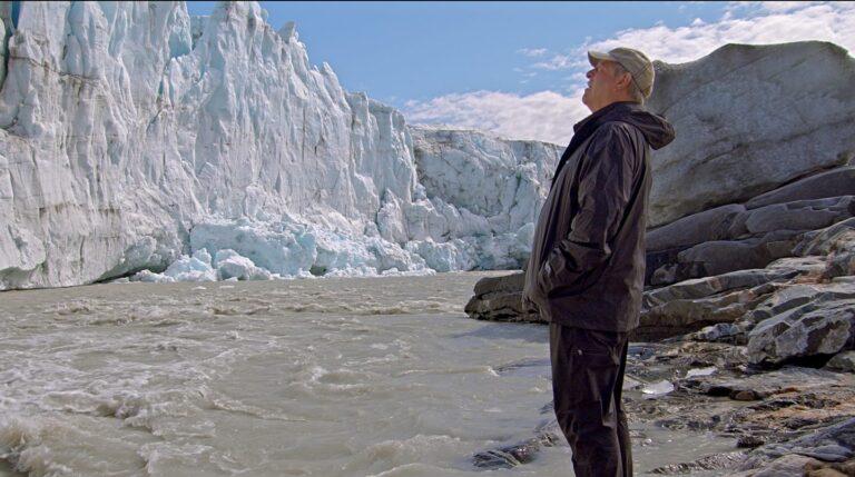 Al Gore en Groenlandia.