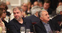 La huelga provoca tensiones internas en CCOO y UGT con sus federaciones catalanas