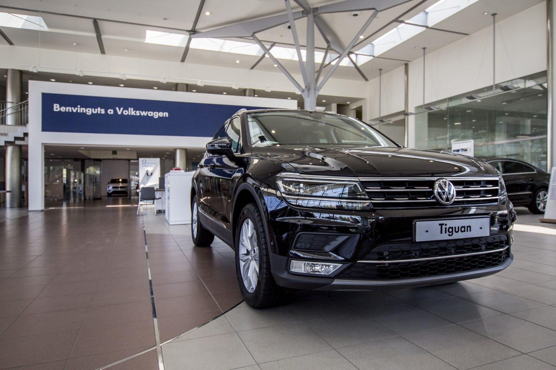 Volkswagen pretende reducir su red de distribuidores en Europa.