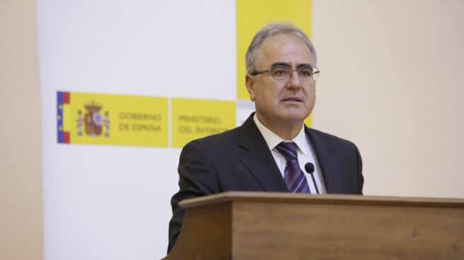 Ángel Yuste, secretario general de Instituciones Penitenciarias.