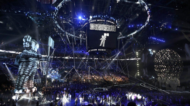 Imagen de una de las galas de los premios MTV.
