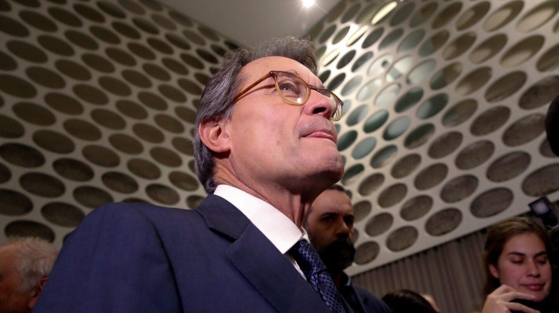 El ex presidente de la Generalitat de Cataluña Artur Mas.