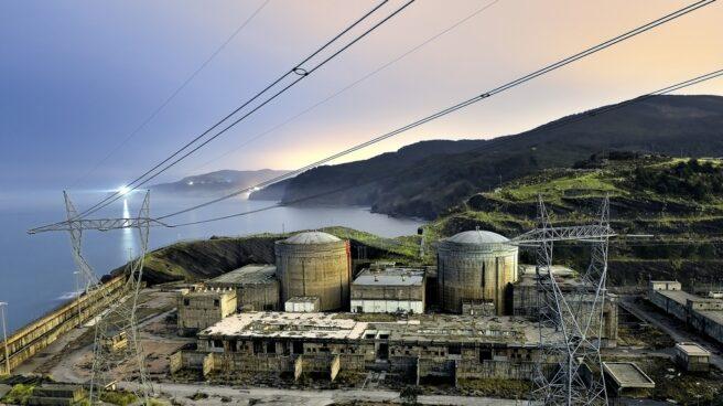 Central nuclear de Lemóniz.
