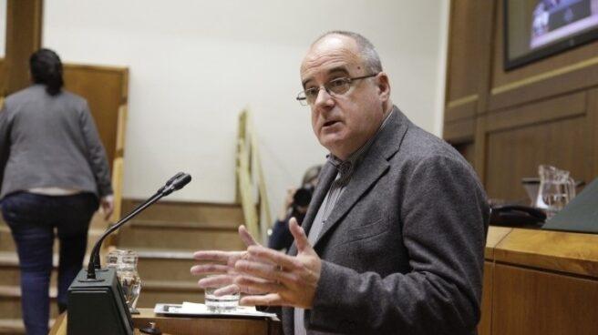 El portavoz del PNV en el Parlamento Vasco, Joseba Egibar.