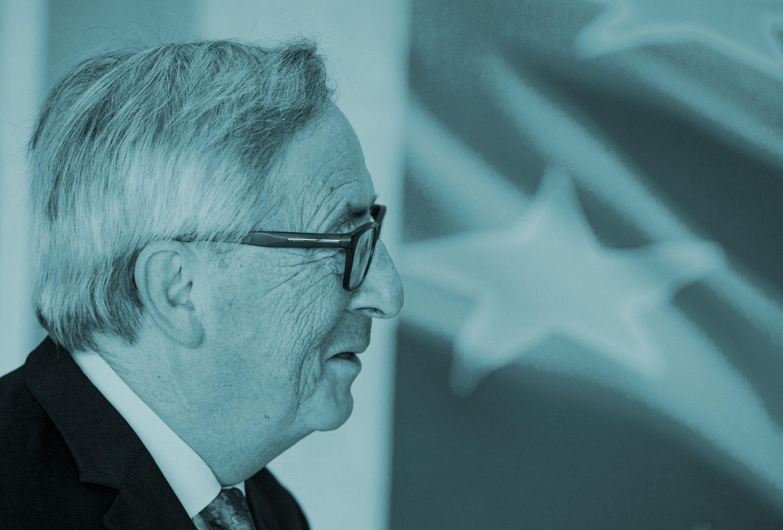 El presidente de la Comisión Europea (CE), Jean Claude Juncker.