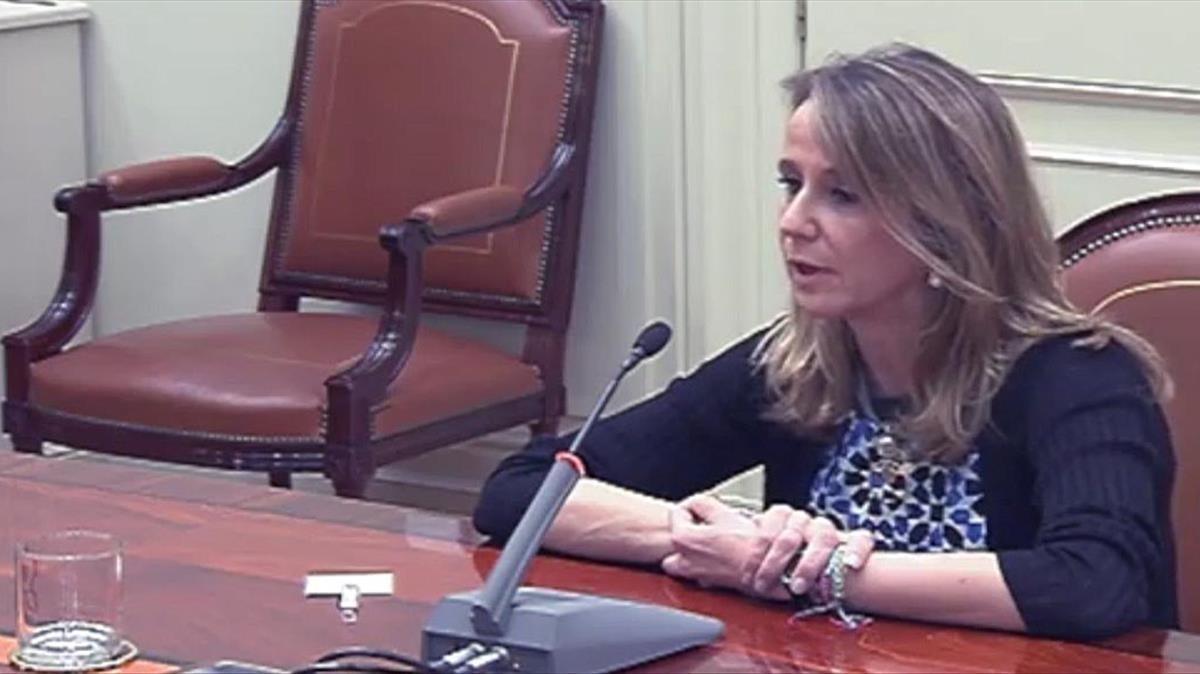 La juez de la Audiencia Nacional, Carmen Lamela.
