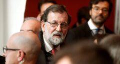 """Rajoy tacha de """"absoluta vergüenza"""" y de """"enorme mentira"""" las declaraciones de Rovira"""