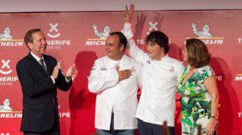 """Los chef catalanes Cruz y Abellan: """"votaríamos a Ayuso"""""""