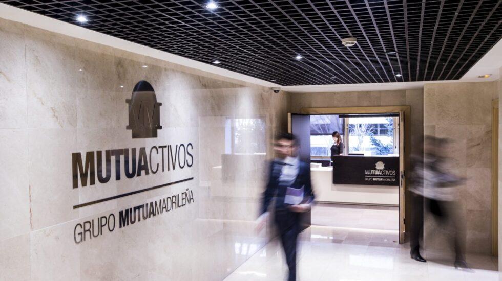 Sede de Mutuactivos en Madrid.
