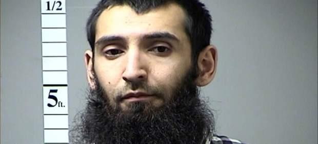 Sayfullo Saipov, terrorista uzbeko del carril bici de Nueva York.
