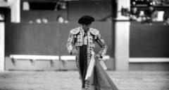 Enrique Ponce, la tarde de su salida a hombros de Las Ventas el 2 de junio.