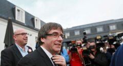 Bélgica levanta las medidas cautelares sobre Puigdemont y sus ex consellers