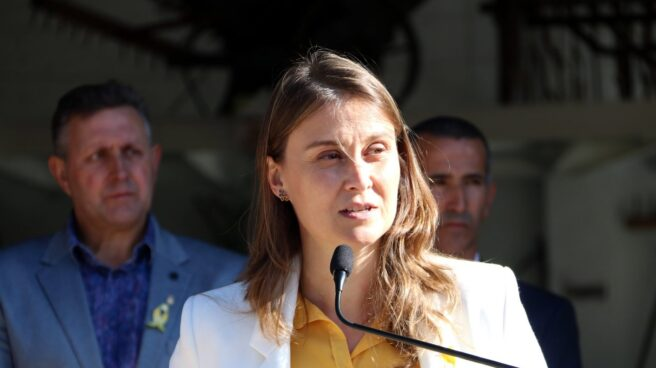 Serret envía una carta abierta a Junqueras en la que se compromete a defender la República